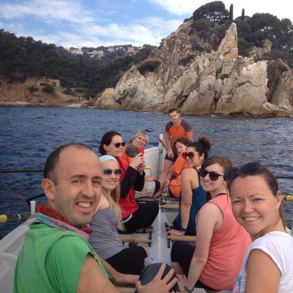 Navegación con llaguts - 6