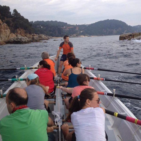 Navegación con llaguts - 7