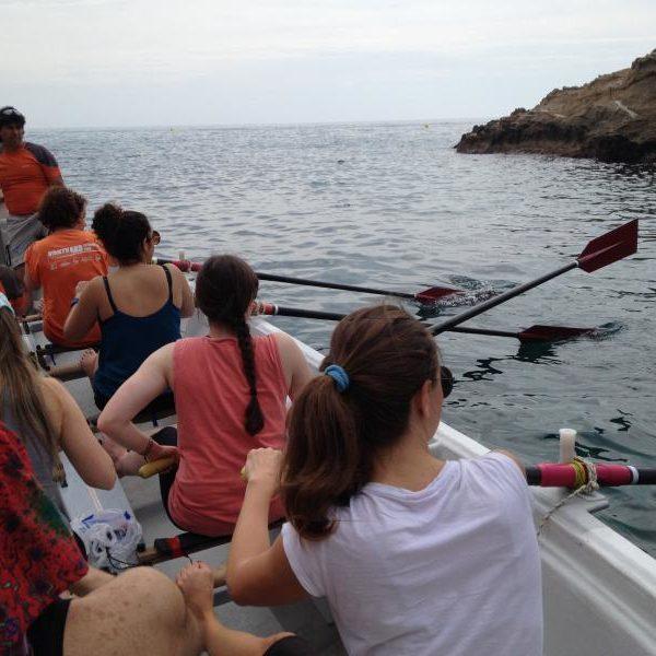 Navegación con llaguts - 8