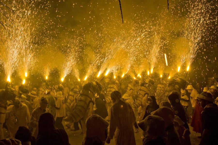 Fiesta de la filoxera experiences actividades para empresas rural events - Tiempo en sant sadurni d anoia ...