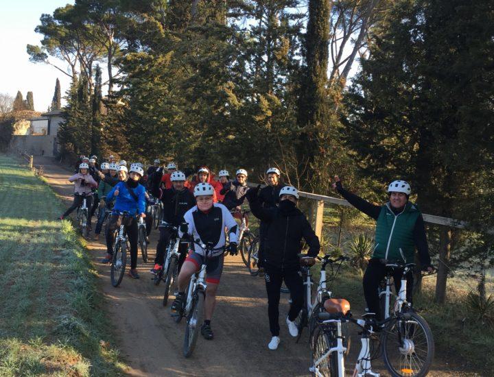 Rutas en bicicleta eBike